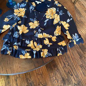 Spring Blouse Medium from Anthropologie!